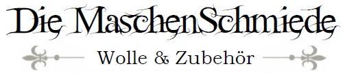 Die MaschenSchmiede - Wolle und Zubehör-Logo