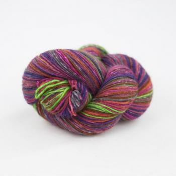 Kremke Soul Wool Lazy Lion Sock Yarn - Bunch of Roses